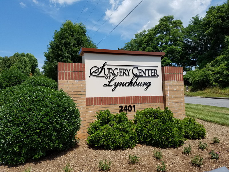 Surgery Center lynchburg